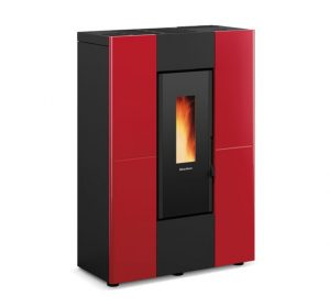 Extraflame Marilena Plus - red